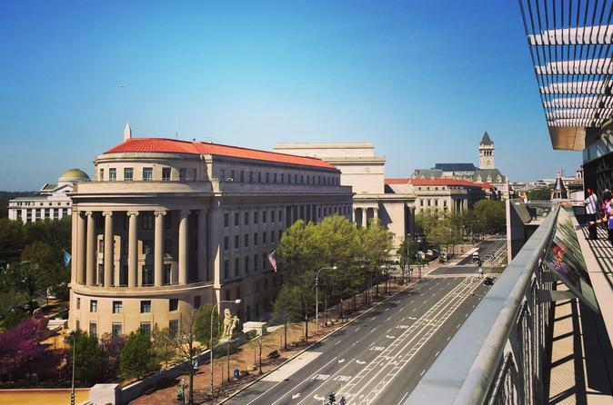 White House and Pennsylvania Avenue Private Architecture Tour