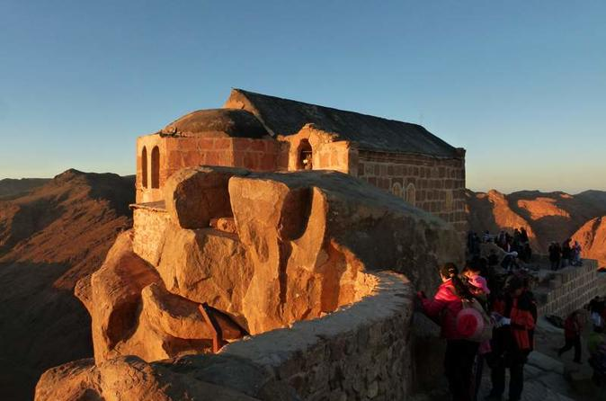 MOUNT SINAI AND ST CATHERINE NIGHT TOUR FROM CAIRO BY BUS PRIVATE