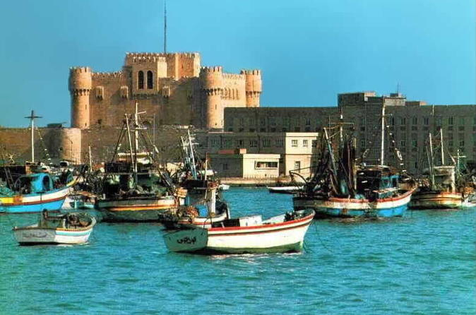 Private Day Tour from Cairo to Alexandria