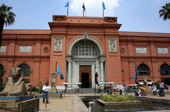 The Egyptian Museum Private Tour