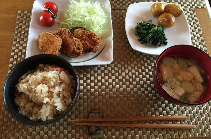 Local cooking classes in a private home in hida furukawa in takayama 312210