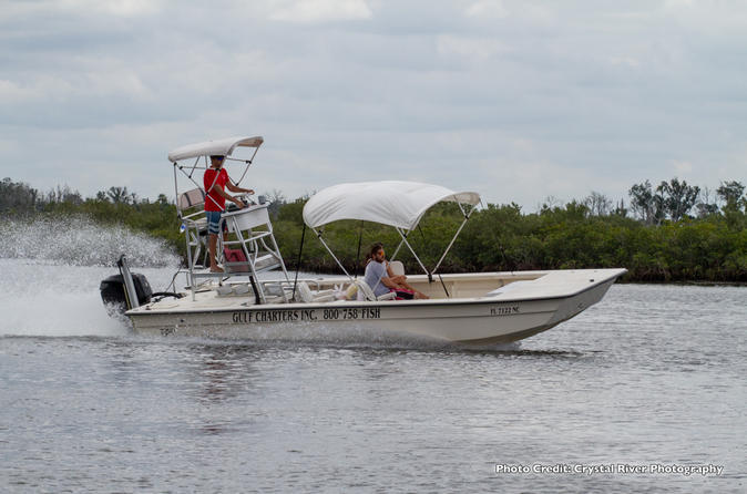 Private scallop quest 6 passenger vessel from homosassa in homosassa 333241