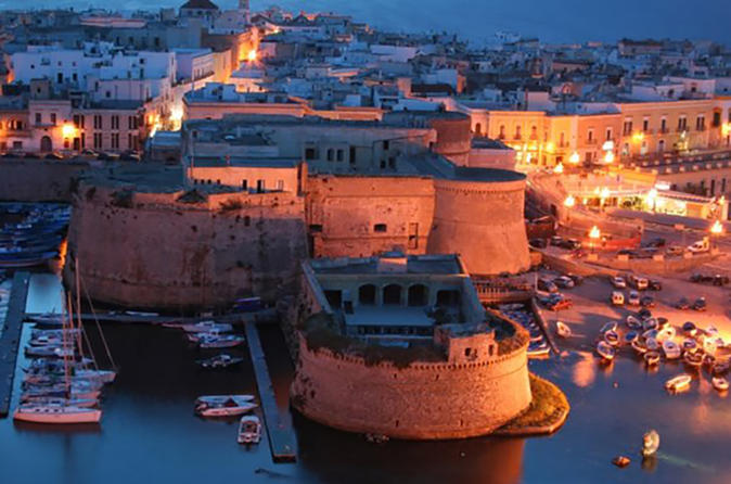 Lecce and gallipoli full day heritage and wine tour in lecce 312300