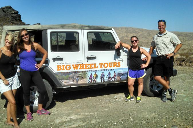 Half-Day Jeep Tour of the San Andreas Fault From Palm Springs