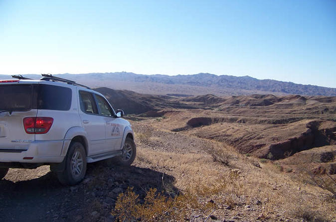 Little Grand Canyon 4x4 Tour From Palm Desert