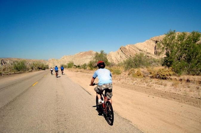 The earthquake canyon bike express in palm springs 125127