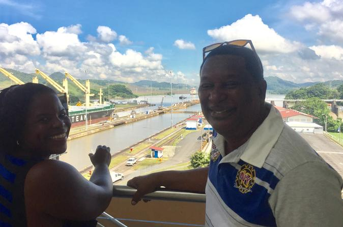 A Private Panama Canal Full Day Experience