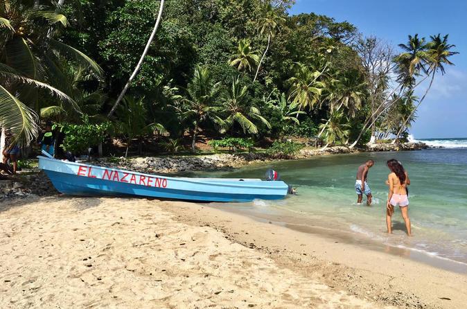 Excursão de 3 Praias do Caribe em 1 excursão de dia inteiro da Cidade do Panamá, Panamá