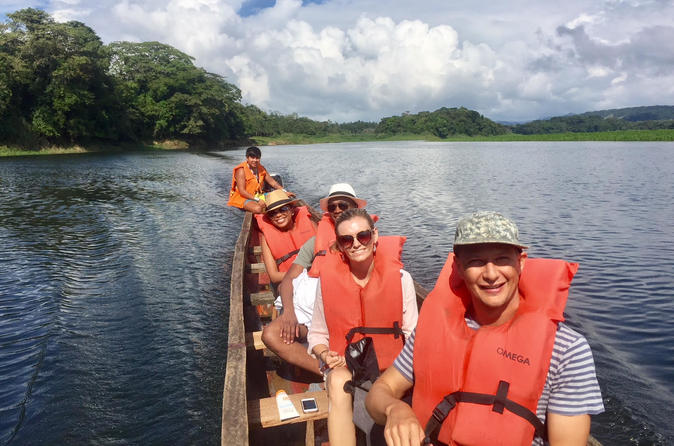 Full-Day Chagres National Park and Embera Village Tour from Panama City, Panama