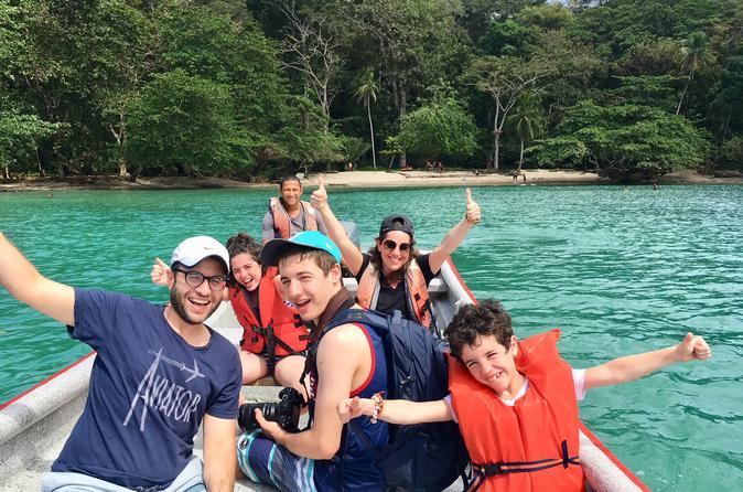 Full-Day Tour of Portobelo Forts and Caribbean Beaches from Panama City, Panama