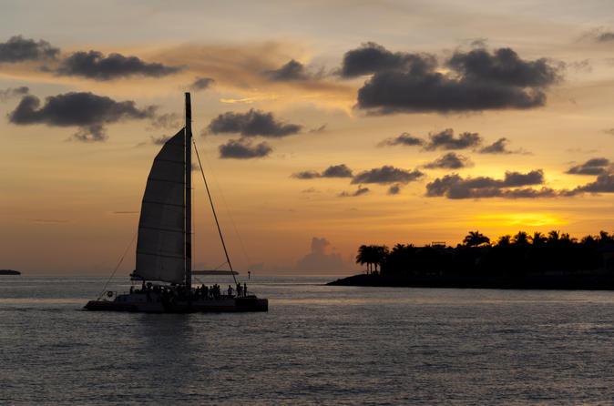 Kauai Sunset Catamaran Cruise with Cocktails