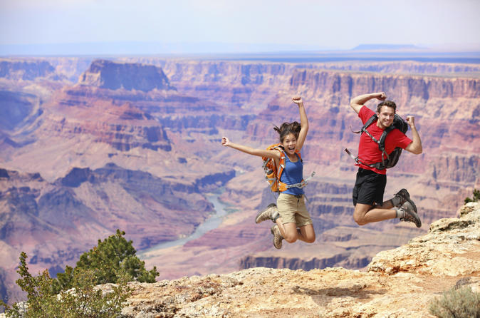 Excursão de três dias por Las Vegas e Grand Canyon, partindo de Los Angeles