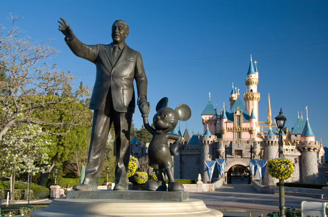 Buy Las Vegas To Anaheim Tour With Disneyland Ca Adventure Parks