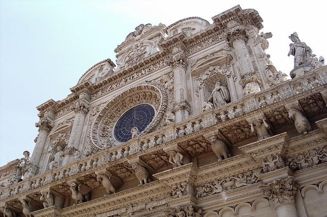 Baroque lecce walking tour in lecce 324093