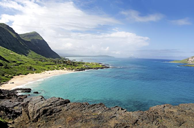 Natural Highlights of Oahu Adventure