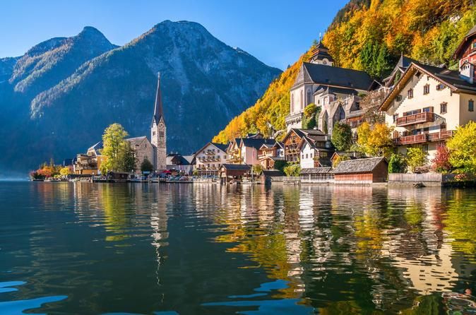 Private Transfer from Salzburg to Hallstatt