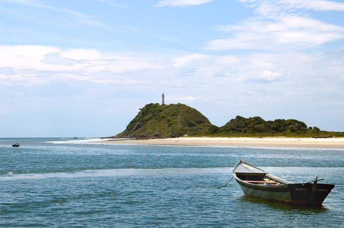 Excursão diurna na Ilha do Mel