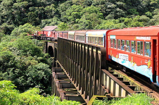 Serra verde express rail tour to morretes and antoninna from curitiba in curitiba 315528