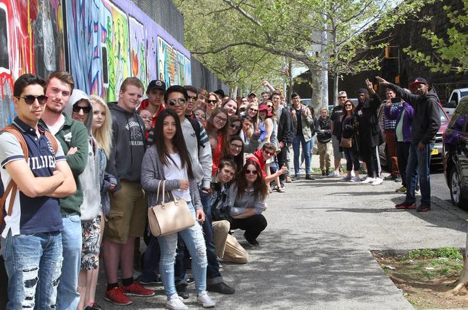East Harlem Street Art Walking Tour