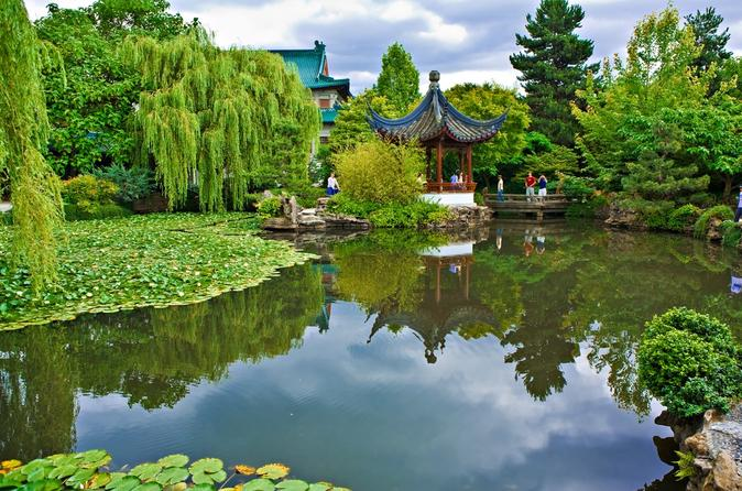 Private Tour Gardens Of Vancouver 2017  Vancouver