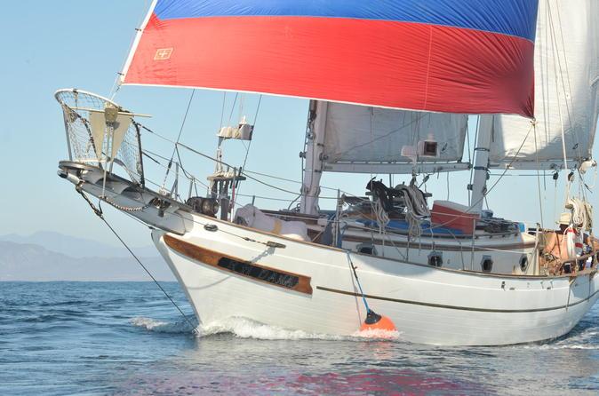 San Diego Small-Group Sail