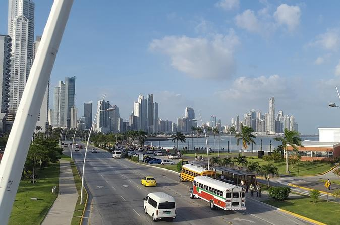 Panama Business Transportation Service