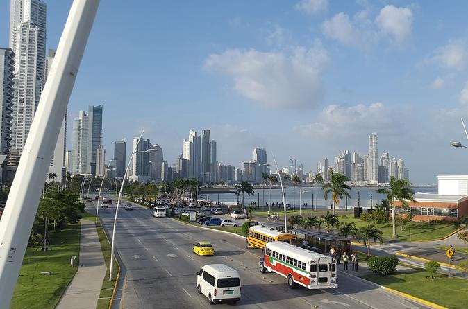 Panama City and Panama Canal Tour