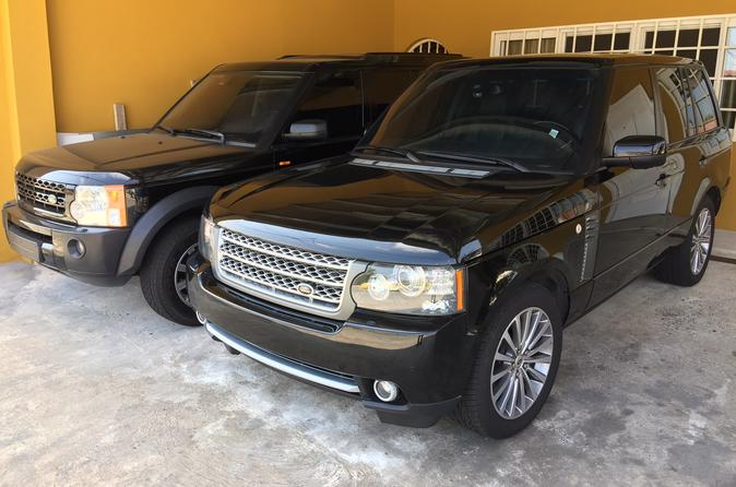 Panama executive transport ride in luxury of range rover and in panama city 314548