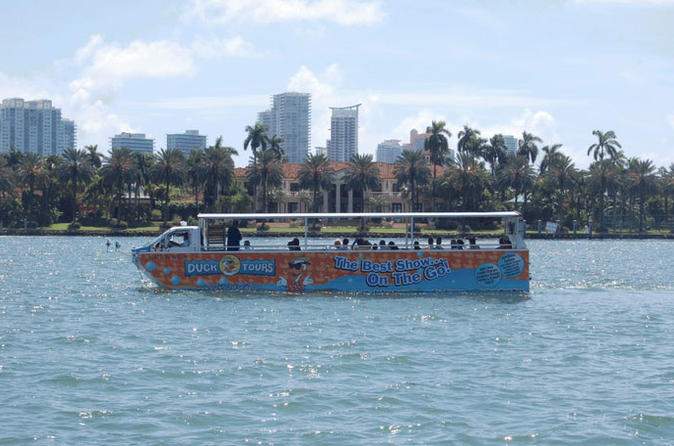 Miami duck tour in miami 160395