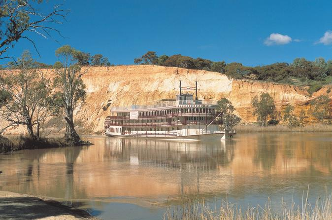 3 night murray river cruise by classic paddle wheeler 2018 adelaide