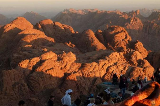 MOUNT SINAI AND ST CATHERINE PRIVATE TOUR FROM SHARM - Sharm El-sheikh