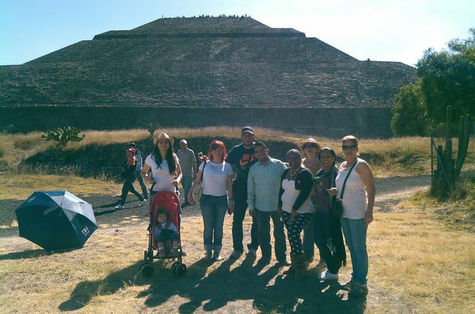 Private 2-Day Teotihuacan Pyramids, Xochimilco from Mexico City