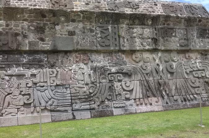 Private Day Tour of Xochicalco Archaeological Site and Cuernavaca