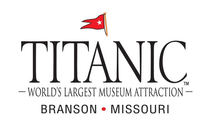 Titanic museum branson admission ticket in branson 314976