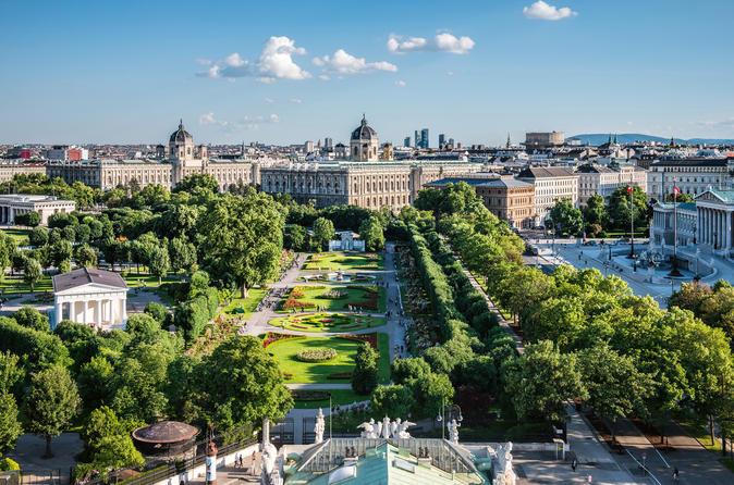 Imperial Grand Tour: Vienna City and Wienerwald