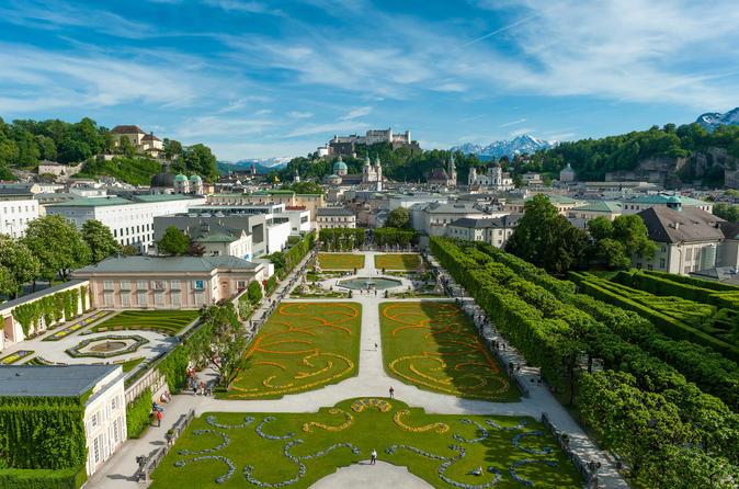 Salzburg and Alpine Lakes Tour from Vienna