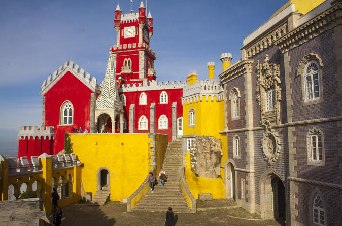 Sintra small group tour from lisbon in lisbon 317384