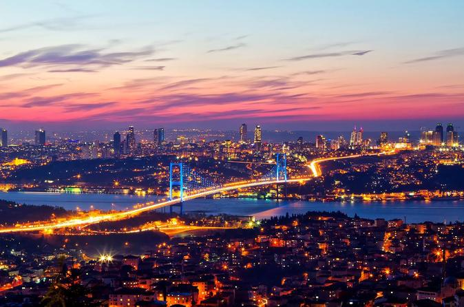 Full-Day City Tour of Istanbul with Lunch