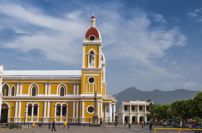Nicaragua Highlights: A 10 days program with weekly departure on Mondays