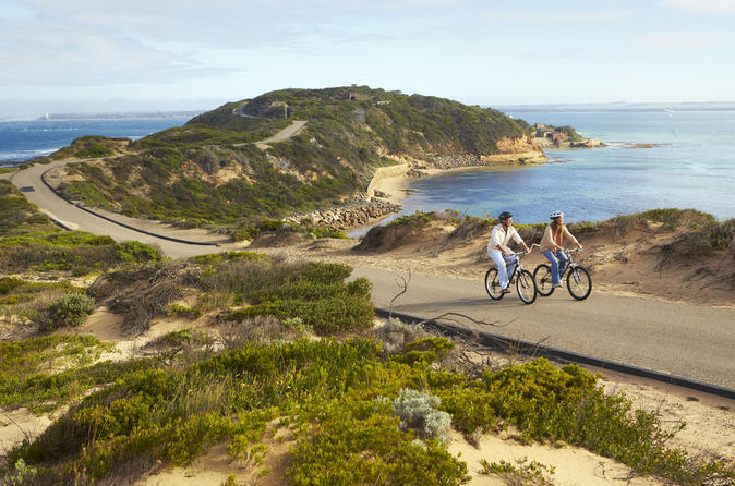 Self guided point nepean national park bike tour for two in melbourne 318427