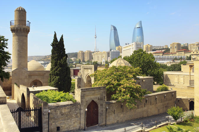 4 hour private baku city tour with english speaking guide in baku 319452