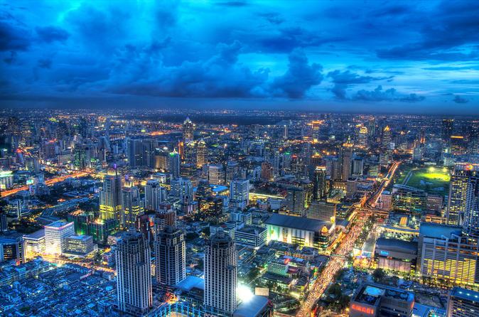 Baiyoke Sky Tower Eintrittskarte Aussichtsplattform