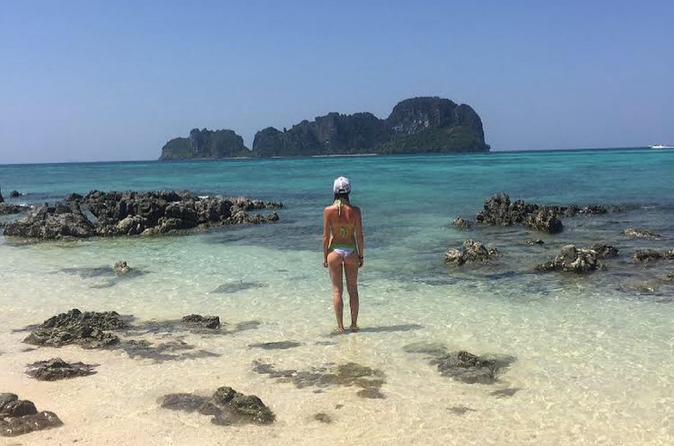 Tagesausflug nach Phi Phi Island & Bamboo Island