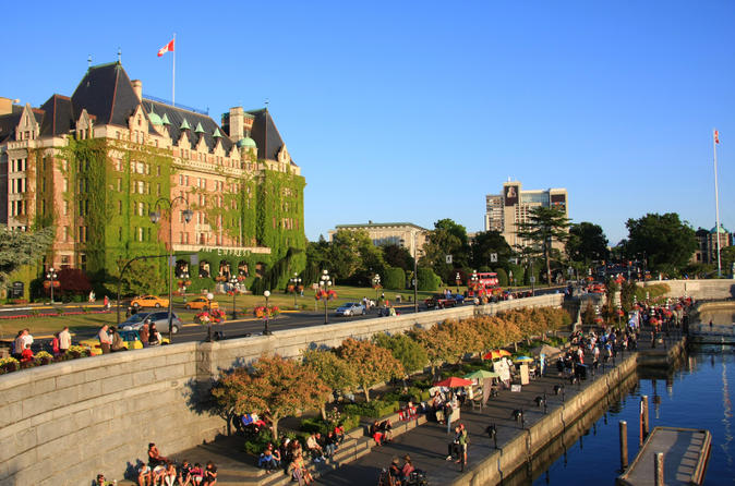 Victoria in One Day Sightseeing Tour