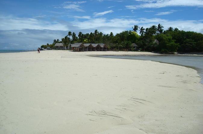 Caohagan and Nalusuan Islands Hopping from Cebu