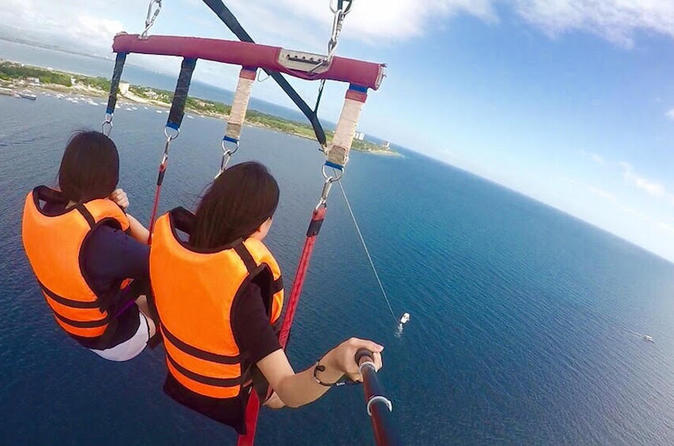 Watersports Adventure and Island Tour in Mactan