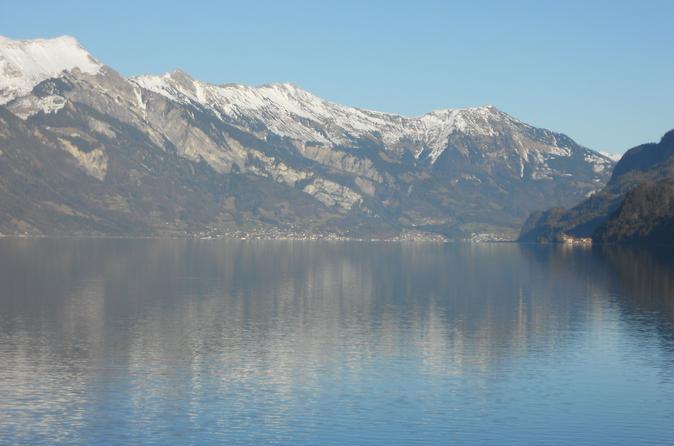 Waterfall Giessbach: around Lake Brienz Tour from Interlaken Switzerland, Europe