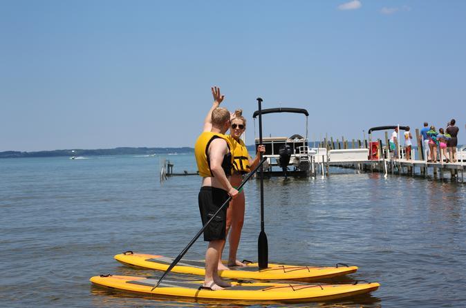 Traverse bay paddle board rental in traverse city 333188