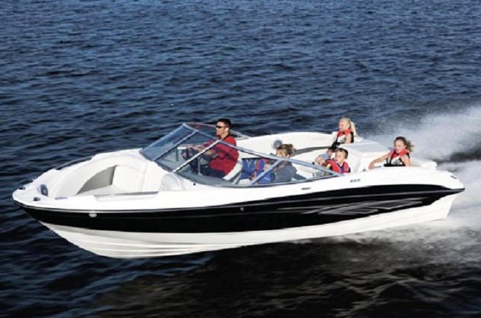 Traverse bay ski boat rental in traverse city 327311