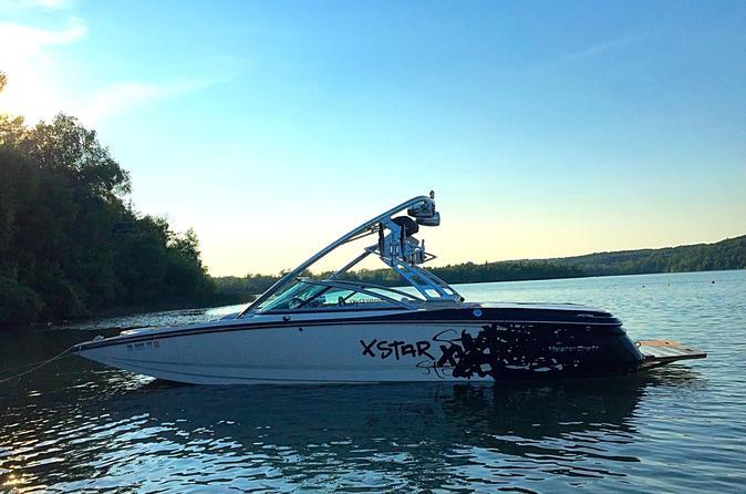 Traverse bay wakeboard boat rental in traverse city 327776